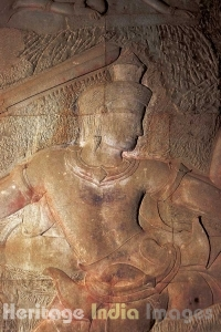 Shri Vishnu in Samudramanthan
