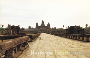 Causeway - Main Temple