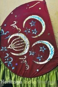Fan at Dargah