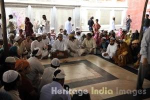 Qawwali at Hazrat Nizamuddin Dargah